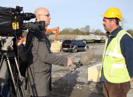 Interview met bouwvakker Gerry Kitterick