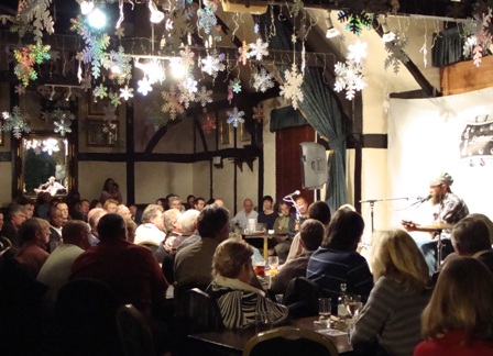 Christmas at The Bottleneck Blues Club