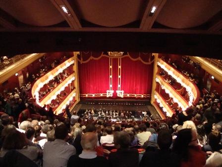 The Royal Opera House